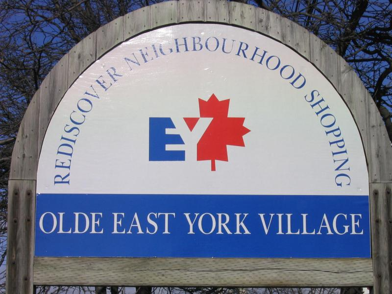 Welcome to East York
