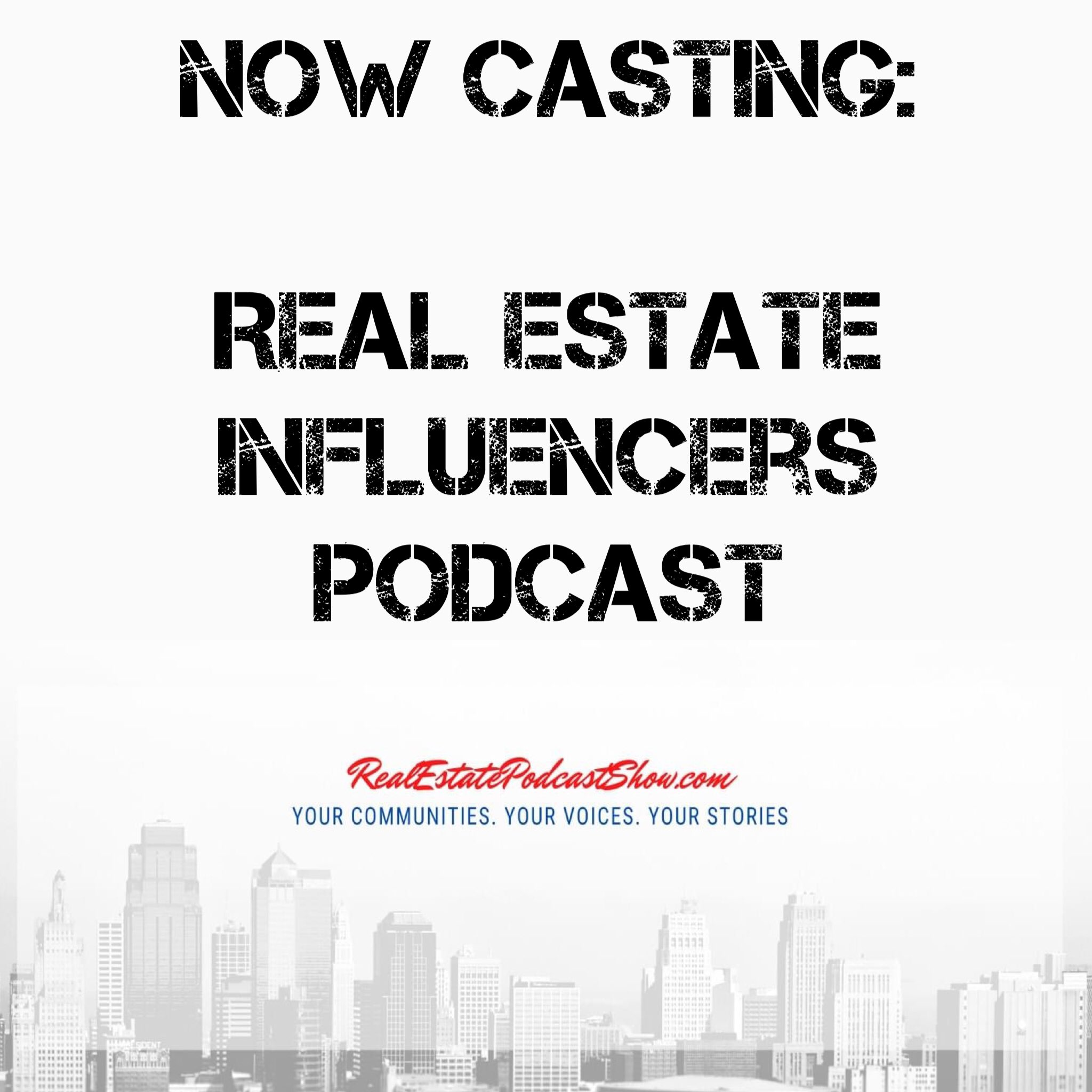 Real Estate Influencers Podcast