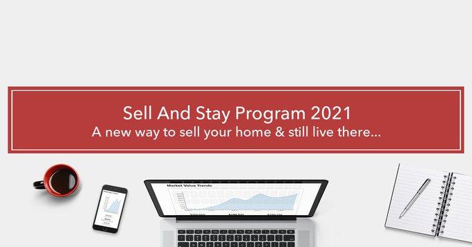 Sell & Stay Program