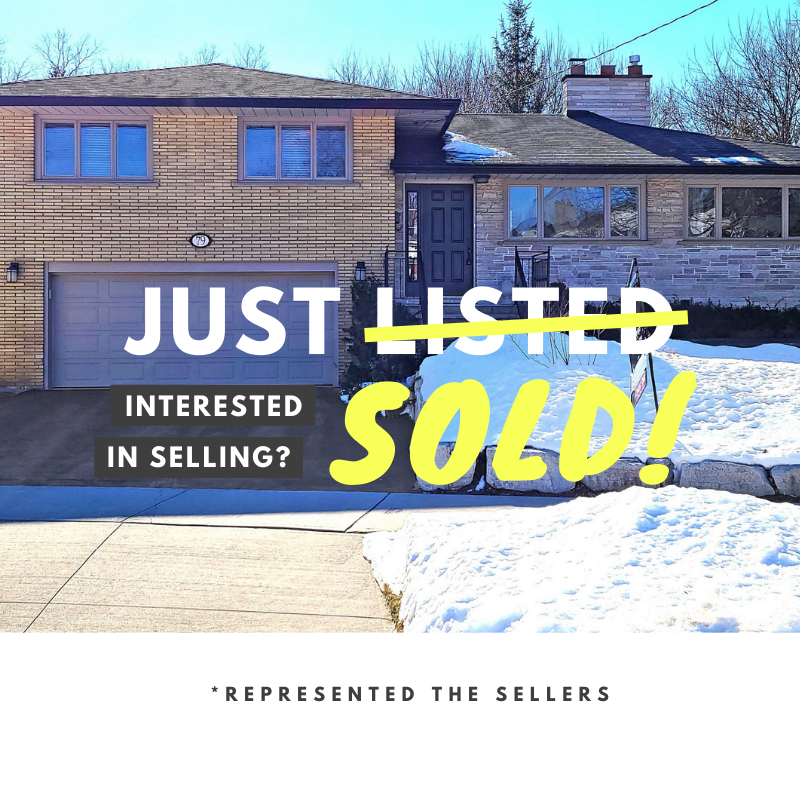 Sold in Scarborough