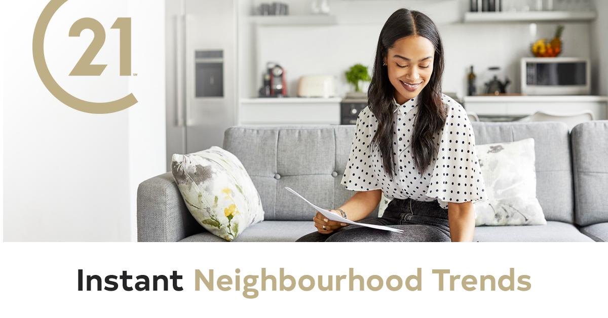 Instant neighbourhood news